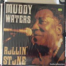 Discos de vinilo: ROLLIN' STONE. MUDDY WATERS. Lote 89507163