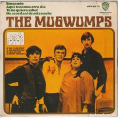 Discos de vinilo: THE MUGWUMPS (MAMAS AND THE PAPAS) BUSCANDO + 3 (EP 1967). Lote 89510092