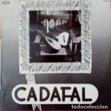 Disques de vinyle: DISCO DE VINILO LP - CANT DE REDEMPCIO - CADAFAL. Lote 89514504
