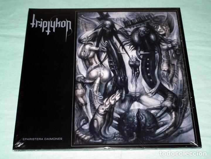 2LP TRIPTYKON - EPARISTERA DAIMONES (Música - Discos - LP Vinilo - Heavy - Metal)
