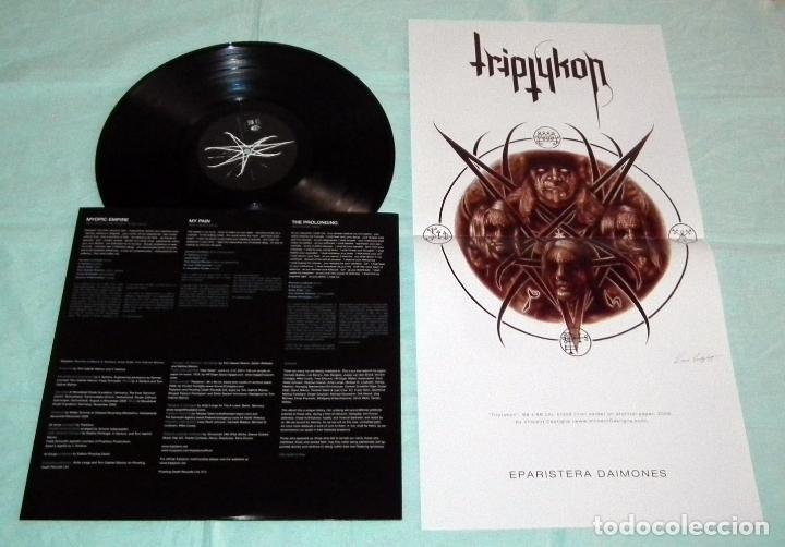 Discos de vinilo: 2LP TRIPTYKON - EPARISTERA DAIMONES - Foto 5 - 83701916