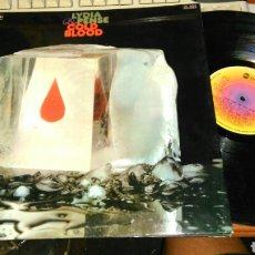 Discos de vinilo - Lydia pense and cold blood lp.españa 1976.carpeta doble - 89518707