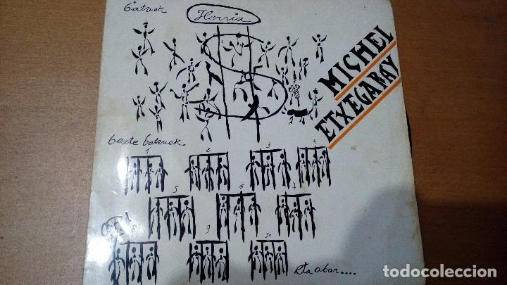 MICHEL ETXEGARAY ATZO GAUR BIHAR EP (Música - Discos de Vinilo - EPs - Country y Folk)