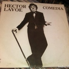 Discos de vinilo: HECTOR LAVOE - COMEDIA (LP, ALBUM) SPAIN . Lote 89538720