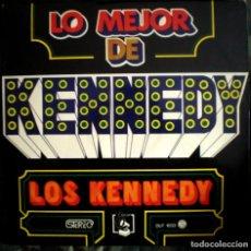 Discos de vinilo: LOS KENNEDY – LO MEJOR DE KENNEDY LP 1973. Lote 89554992