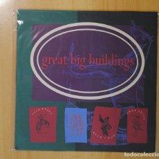 Disques de vinyle: GREAT BIG BUILDINGS - GREAT BIG BUILDINGS - LP. Lote 89564900