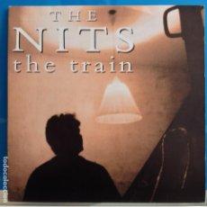 Dischi in vinile: THE NITS - THE TRAIN / SIN GRABAR - NUEVO PROMO. Lote 89575736
