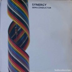 Discos de vinilo: SYNERGY. SEMI-CONDUCTOR. DOBLE LP USA. Lote 89581136