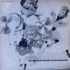 Discos de vinilo: THE STYLE COUNCIL. IT DIDN´T MATTER. MAXI SINGLE FRANCIA 3 TEMAS. Lote 89585244