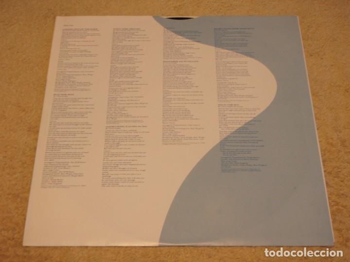 Discos de vinilo: GLORIA ESTEFAN - INTO THE LIGHT 1991 - HOLANDA LP EPIC - Foto 3 - 89594068