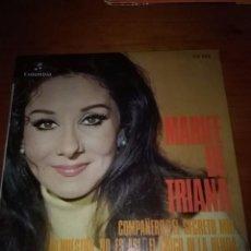 Discos de vinilo: MARIFE DE TRIANA. COMPAÑERO. MB2. Lote 89595716