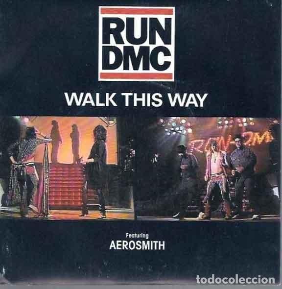 Run Dmc Con Aerosmith Walk This Way Instrum Verkauft Durch Direktverkauf 89598712