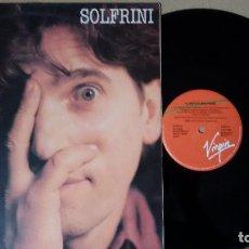 Discos de vinilo: SOLFRINI - RADIO ES LA BOMBA. Lote 89608112