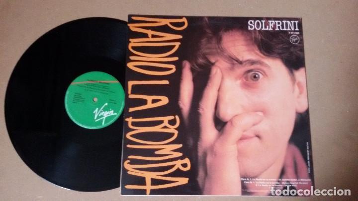 Discos de vinilo: Solfrini - Radio Es La Bomba - Foto 2 - 89608112