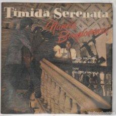 Discos de vinilo: NUCCIA BONGIOVANNI / TIMIDA SERENATA + 3 (EP 1959). Lote 89639956