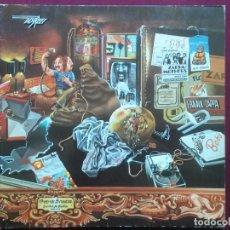 Discos de vinilo: FRANK ZAPPA & THE MOTHERS-OVER-NITE SENSATION (LP.DISCREET.1973)PORTADA DOBLE.COLAB: JEAN-LUC PONTY. Lote 89646368