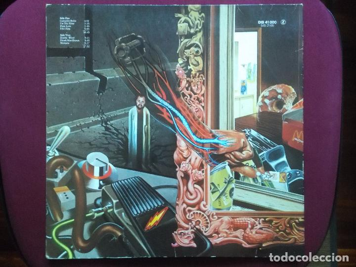 Discos de vinilo: Frank Zappa & The Mothers-Over-Nite Sensation (lp.Discreet.1973)portada doble.colab: Jean-Luc Ponty - Foto 2 - 89646368