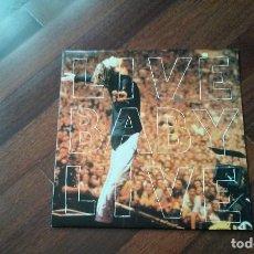 Discos de vinilo: INXS-LIVE BABY LIVE.LP ESPAÑA. Lote 89649964