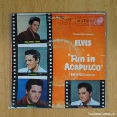 Discos de vinilo: ELVIS PRESLEY - VINO DINERO Y AMOR + 3 - EP. Lote 89671418