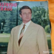 Discos de vinilo: DISCO VINILO .ALFREDO KRAUS GRANADA/PRINCESITA 1.959. Lote 89676232