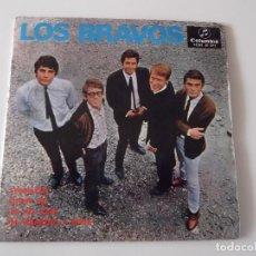 Discos de vinilo: LOS BRAVOS - SYMPATHY. Lote 89687828