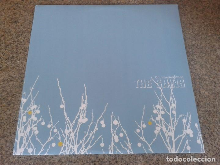 THE SHINS -- OH, INVERTED WORLD -- LP -- SUB POP RECORDRS - 2001 -- USA -- (Música - Discos - LP Vinilo - Pop - Rock Internacional de los 90 a la actualidad)