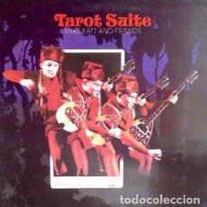 Discos de vinilo: RORY GALLAGHER, TONY MCPHEE, MIKE BATT, ETC. TAROT SUITE. LP ORIGINAL HOLANDA 1979, CON FUNDA LETRAS. Lote 26920777