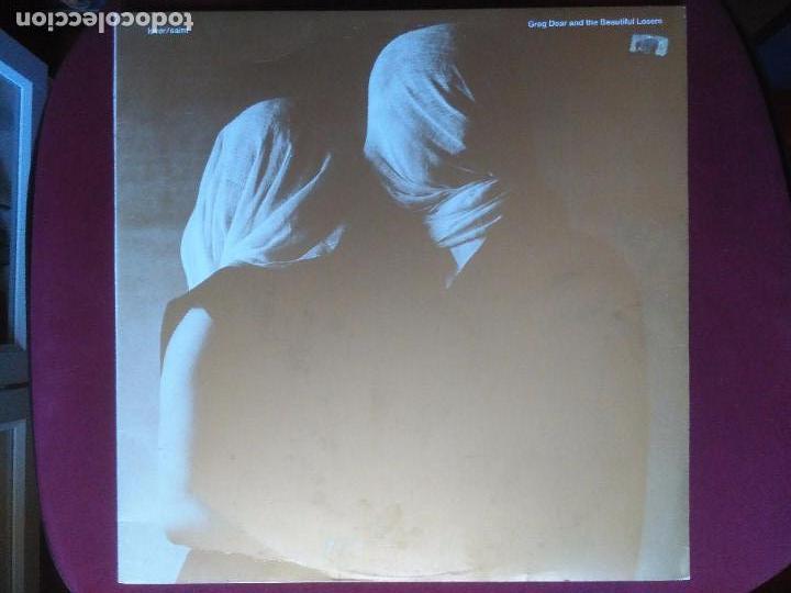 GREG DEAR AND THE BEAUTIFUL LOSERS-LOVER/SAINT (LP. HOT.1989) ROCK ALTERNATIVO AUSTRALIANO (Música - Discos de Vinilo - EPs - Pop - Rock - New Wave Extranjero de los 80)