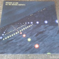Discos de vinilo: ARCHERS OF LOAF -- ALL THE NATIONS AIRPORTS -- LP CLARO -- MERGE RECORDS - 2012 -- EDICION LIMITADA . Lote 89737000