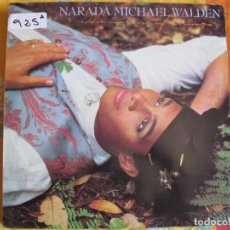 Dischi in vinile: LP - NARADA MICHAEL WALDEN - THE NATURE OF THINGS (SPAIN, WB RECORDS 1985). Lote 89759672