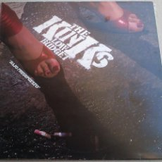 Discos de vinilo: THE KINKS - LOW BUDGET - BAJO PRESUPUESTO - LP - 1979. Lote 89762460