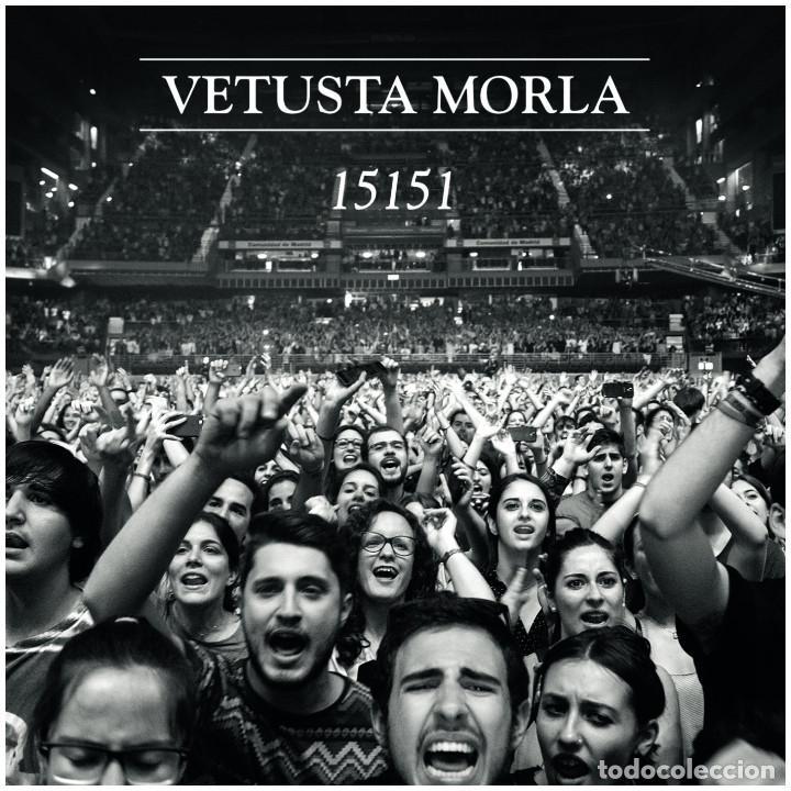 3LP+DVD VETUSTA MORLA 15151 VINILO (Música - Discos - LP Vinilo - Grupos Españoles de los 90 a la actualidad)