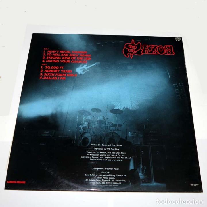 Discos de vinilo: LP. Disco de vinilo. Whitesnake - Strong Arm Of The Law. 1980. Heavy Metal - Foto 2 - 89774996