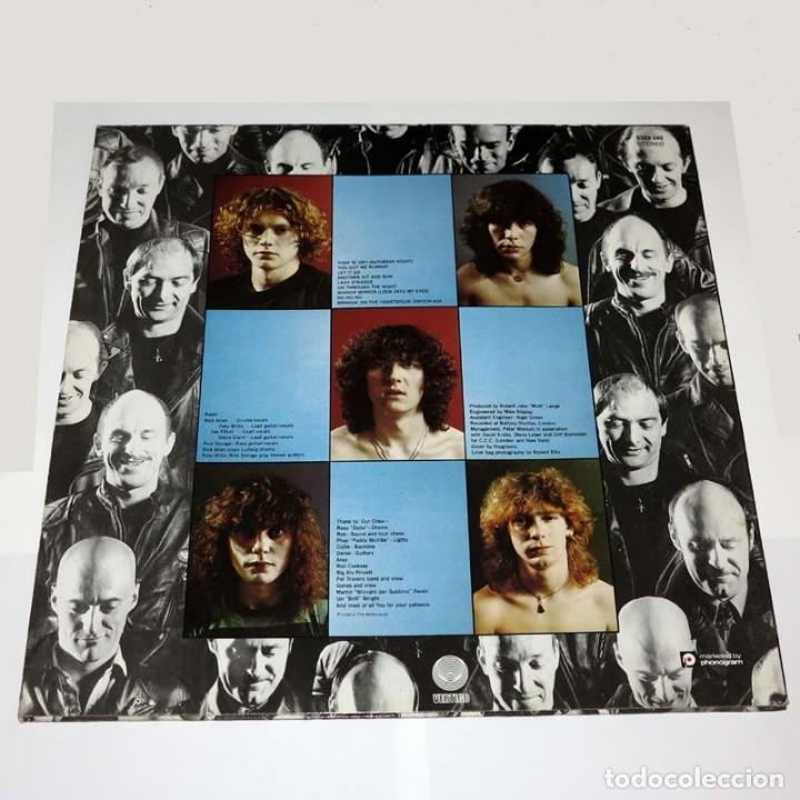 Discos de vinilo: LP. Disco de vinilo. Def Leppard - High ´n´Dry. 1981. Heavy Metal. - Foto 2 - 89777808