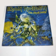 Discos de vinilo: DLP. DISCO DE VINILO. IRON MAIDEN - LIVE AFTER DEATH. 1988. HEAVY METAL. Lote 89779552