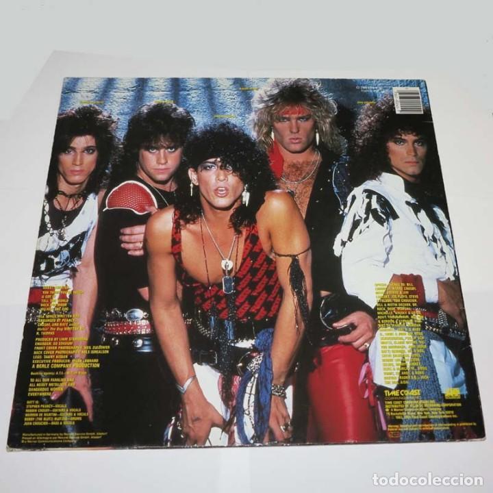 Discos de vinilo: LP. Disco de vinilo. Ratt - Same. 1983. Heavy Metal - Foto 2 - 89781128