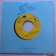 Discos de vinilo: STEVIE RAY VAUGHAN & DOUBLE TROUBLE, SHAKE FOR ME, PROMO DE 1 CARA. Lote 89786936