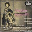 Discos de vinilo: SINGLE ÒPERA MADAM BUTTERFLY, SPAIN, PROBADO Y EN BUEN ESTADO. Lote 89794320