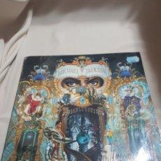 Discos de vinilo: DISCO VINILO 2 LP MICHAEL JACKSON DANGEROUS. Lote 89806966