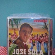 Discos de vinilo: EP JOSE SOLA : SU MUSICA Y SU ORQUESTA ( MAMBETE, PUESTA DE SOL, ETC). Lote 89821048