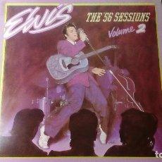 Discos de vinilo: ELVIS PRESLEY LP 1977 -THE '56 SESSIONS VOLUME 2. Lote 89828848
