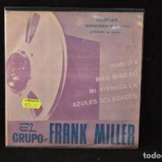 Discos de vinilo: EL GRUPO DE FRANK MILLER – INMOVIX +3 - EP. Lote 89830684