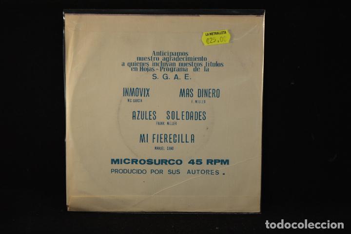 Discos de vinilo: El Grupo De Frank Miller – Inmovix +3 - EP - Foto 2 - 89830684