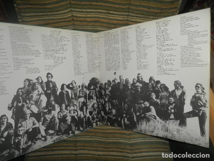 Discos de vinilo: DESMADRE 75 - AQUI ESTA EL GÜISKY, CHELI LP - ORIGINAL ESPAÑOL - MOVIEPLAY 1975 - GATEFOLD COVER - - Foto 8 - 89831824