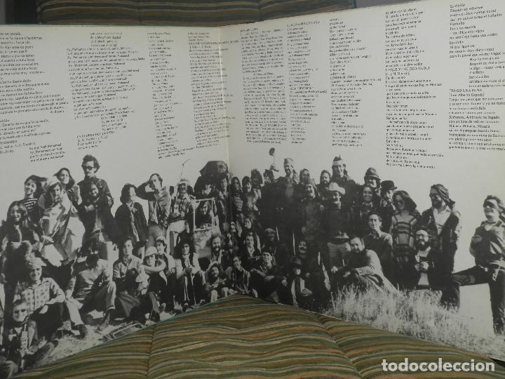 Discos de vinilo: DESMADRE 75 - AQUI ESTA EL GÜISKY, CHELI LP - ORIGINAL ESPAÑOL - MOVIEPLAY 1975 - GATEFOLD COVER - - Foto 9 - 89831824