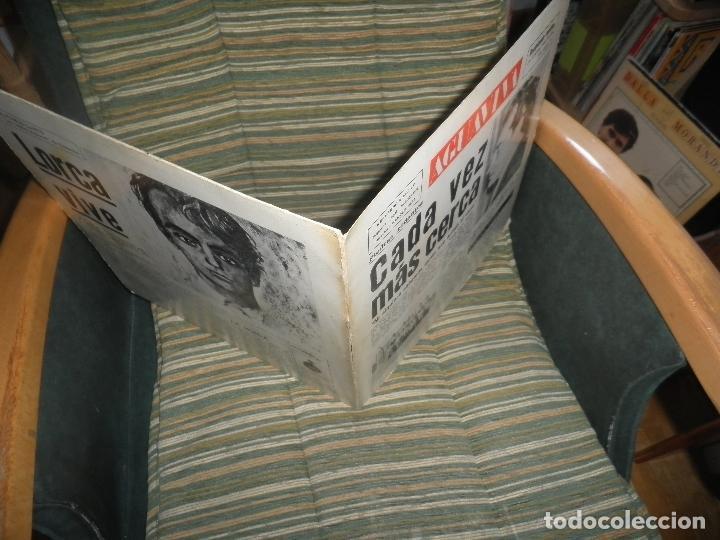 Discos de vinilo: AGUAVIVA - CADA VEZ MAS CERCA LP - ORIGINAL ESPAÑOL - ACCION RECORDS 1970 - GATEFOLD COVER - - Foto 6 - 89832412