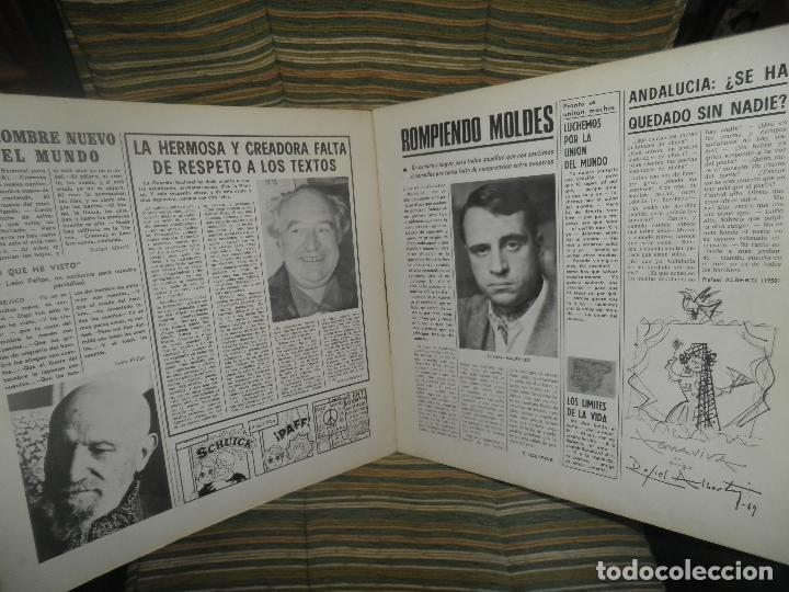 Discos de vinilo: AGUAVIVA - CADA VEZ MAS CERCA LP - ORIGINAL ESPAÑOL - ACCION RECORDS 1970 - GATEFOLD COVER - - Foto 7 - 89832412