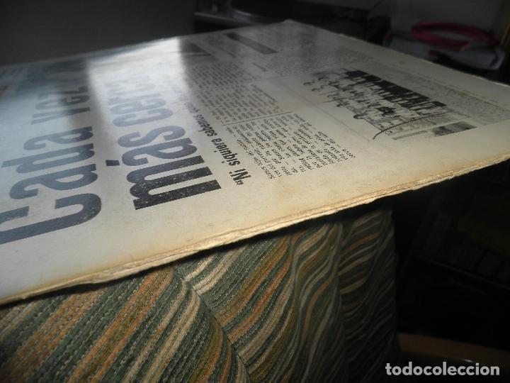 Discos de vinilo: AGUAVIVA - CADA VEZ MAS CERCA LP - ORIGINAL ESPAÑOL - ACCION RECORDS 1970 - GATEFOLD COVER - - Foto 9 - 89832412