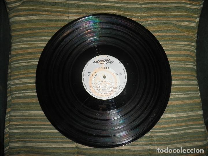 Discos de vinilo: AGUAVIVA - CADA VEZ MAS CERCA LP - ORIGINAL ESPAÑOL - ACCION RECORDS 1970 - GATEFOLD COVER - - Foto 17 - 89832412