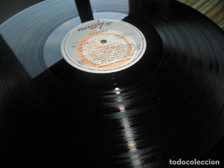 Discos de vinilo: AGUAVIVA - CADA VEZ MAS CERCA LP - ORIGINAL ESPAÑOL - ACCION RECORDS 1970 - GATEFOLD COVER - - Foto 21 - 89832412